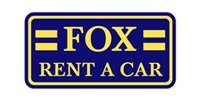 Supplier Fox Rent a Car