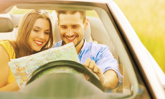 Car Rental in over 140 countries