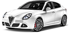 Alfa Romeo Giulietta or similar