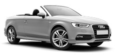 Audi A3 Cabriole or similar