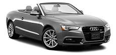 Audi A5 Cabrio or similar