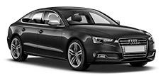 Audi A5 Sportback or similar