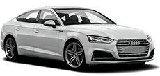 Audi A5 or similar