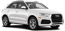 Audi Q3 or similar