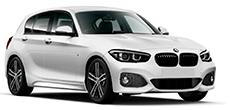 BMW Serie 1 or similar