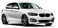 BMW 1 Series  ou similar