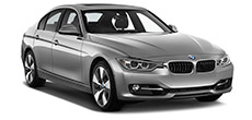 BMW Serie 3 or similar
