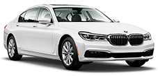 BMW 7 Series or similar