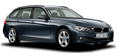 BMW 3 Series Touring ou similar