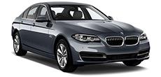BMW 5 Series ou similar