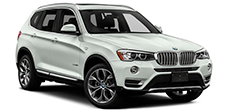 BMW X3 Drive 28I or similar