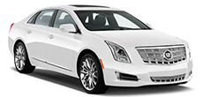 Cadillac XTS or similar