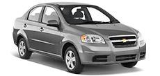 Chevrolet Aveo ou similar