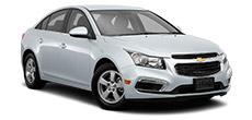 Chevrolet Cruze ou similar