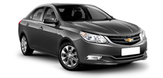 Chevrolet Optra or similar