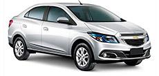 Chevrolet Prisma or similar