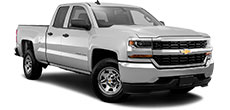 Chevrolet Silverado or similar