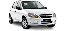Chevrolet Celta ou similar