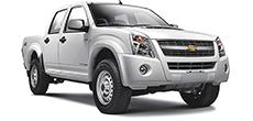 Chevrolet D-Max or similar