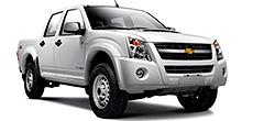 Chevrolet Dmax or similar