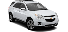Chevrolet Equinox or similar