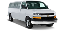 Chevrolet Express Van or similar