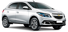 Chevrolet Onix or similar