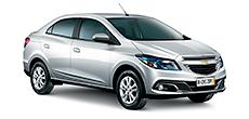 Chevrolet Prisma ou similar