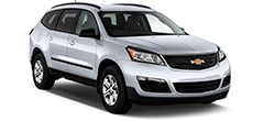 Chevrolet Traverse ou similar
