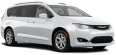 Chrysler Pacifica or similar