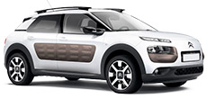 Citroën C4 Cactus or similar