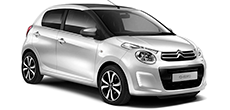 Citroen C1 or similar