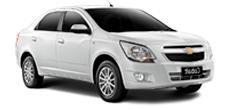 Chevrolet Cobalt ou similar