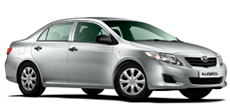 Toyota Corolla Quest or similar