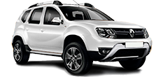 Renault Duster ou similar
