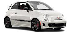 Fiat 500 Abarth or similar