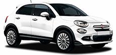 Fiat 500X or similar