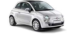 Fiat 500C or similar