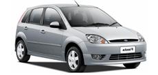 Ford Fiesta ou similar