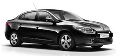 Renault Fluence ou similar