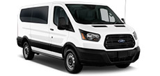 Ford Transit Wagon 15 pax or similar
