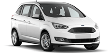 Ford Focus C-Max or similar