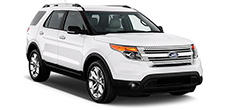 Ford Explorer ou similar