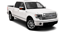 Ford F150 Crew Cab or similar