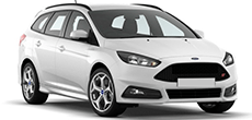 Ford Focus SW or similar