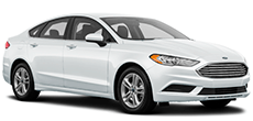 Ford Fusion Hybrid or similar