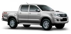Toyota Hilux or similar