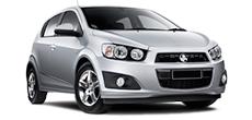 Holden Barina or similar