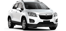 Holden Trax or similar