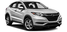 Honda HRV or similar